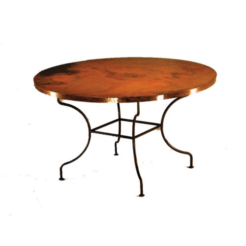 Copper Dining Table CDT-37