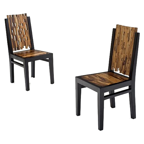 Contemporary Wooden Dining Chair DC06026