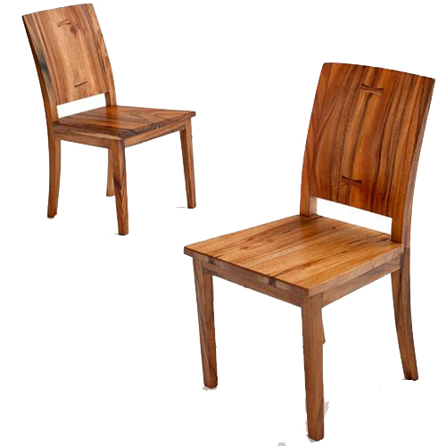 Contemporary Wood Dining Chair DC06042