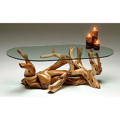 Natural Round Coffee Table CT03104