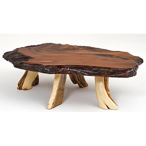 Redwood and Juniper Coffee Table CT03143