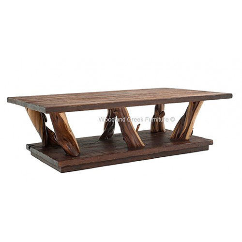 Lodge Natural Coffee Table CN04012