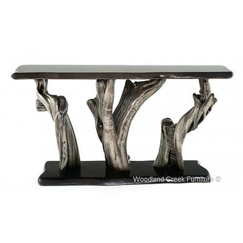 Rustic Chic Sofa Table ST01005