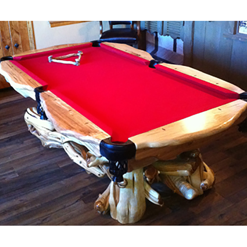 Natural Wood Pool Table PG0021