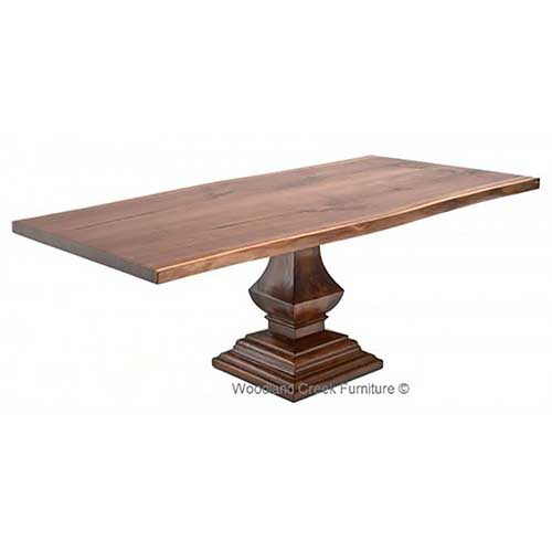 Rectangular Refined Tuscan Dining Table DT00707