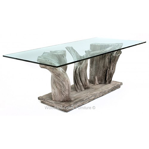 Organic Natural Modern Dining Table DT00612
