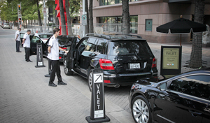 We can handle valet any event and at any scale
