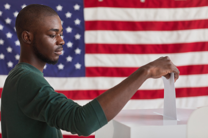 Democrats:  The Black Community is Watching