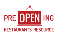Preopening Restaurants Resource