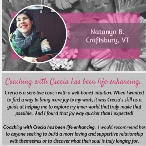 Natanya B Testimonial-Insta2