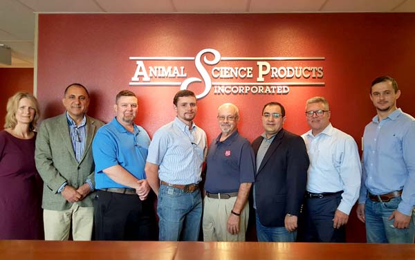Animal Science Products, Inc. Welcomes Agrovet Alliance
