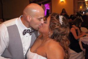 Yesenia and Michael Wedding Button