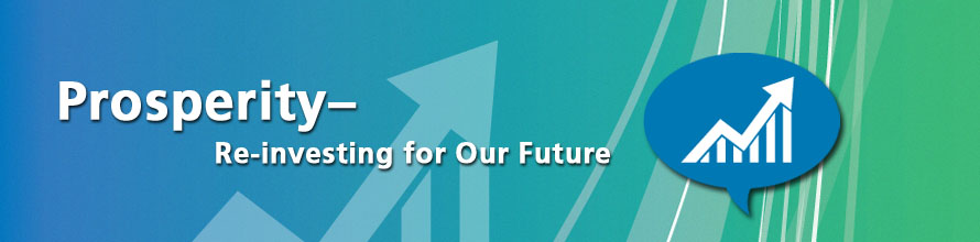 Prosperity-Reinvesting for our Future