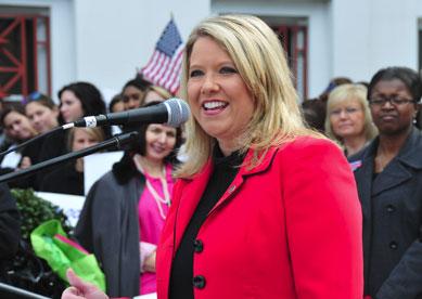 Representative April Weaver