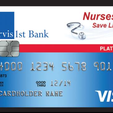 Nurses Visa Card
