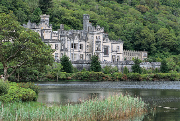 Galway - Kylemore Abbey