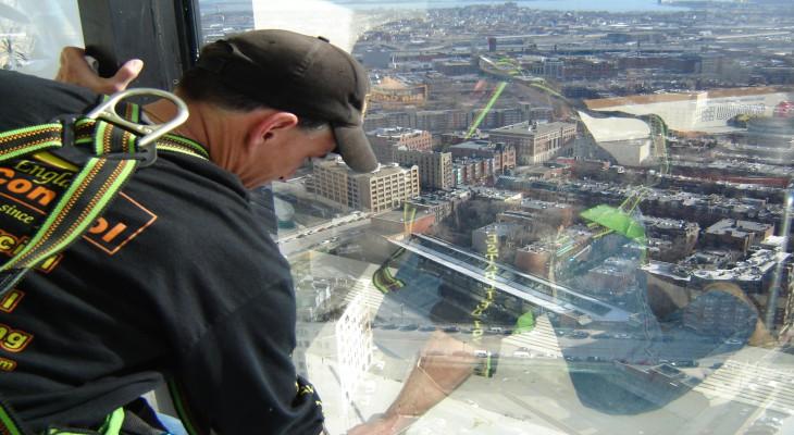 Window Film Services by New England Sun Control in Boston Area