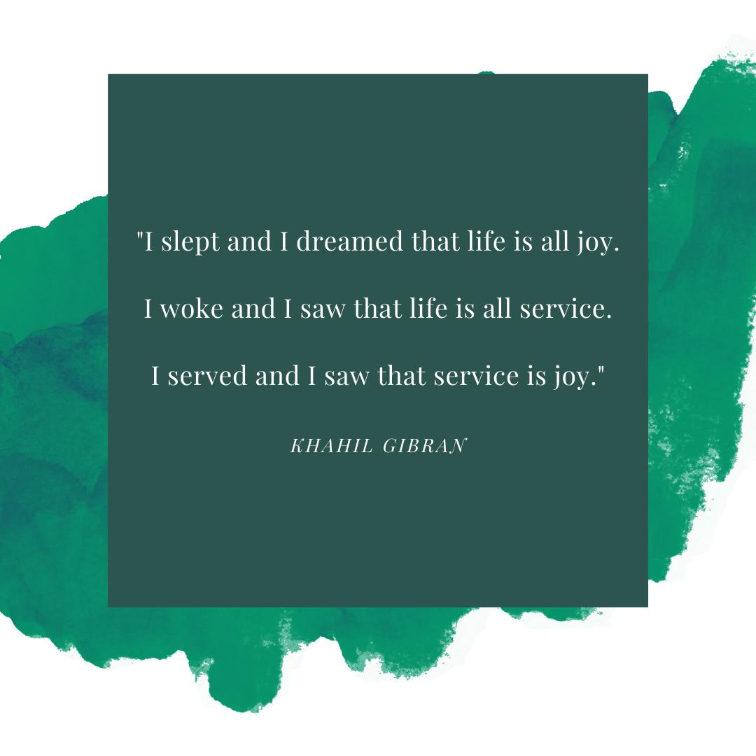 Khahil Gibran Service