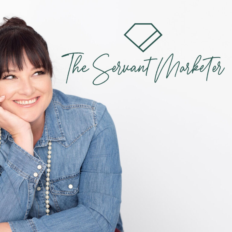 The Servant Marketer