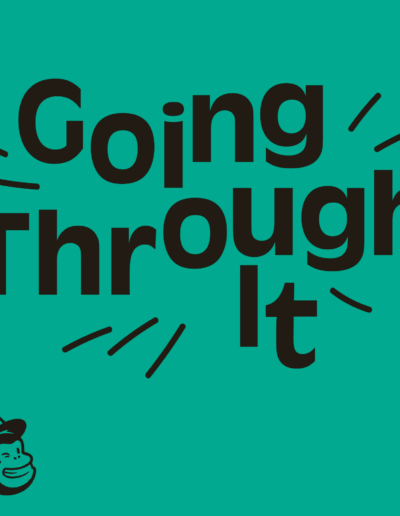 Going Through It podcast cover art