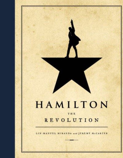 Hamilton: The Revolution book cover