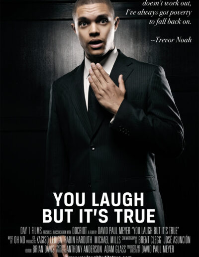 Trevor Noah You Laugh But It's True