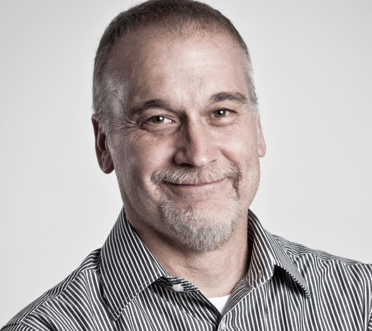 Gary Mueller Headshot