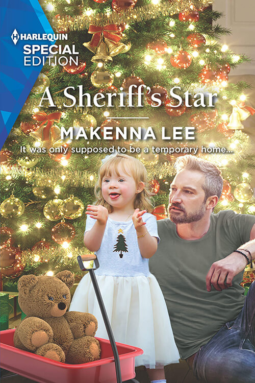 A Sheriff's Star by Makenna Lee