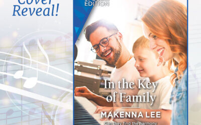 In the Key of Family: New Book Cover Reveal! 🤩📚