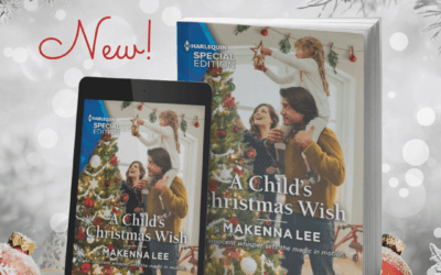 New Book Release: A Child's Christmas Wish is Born!
