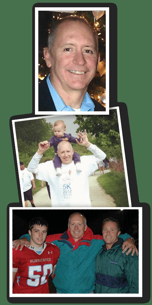 Snapshots of Patrick B. Harper