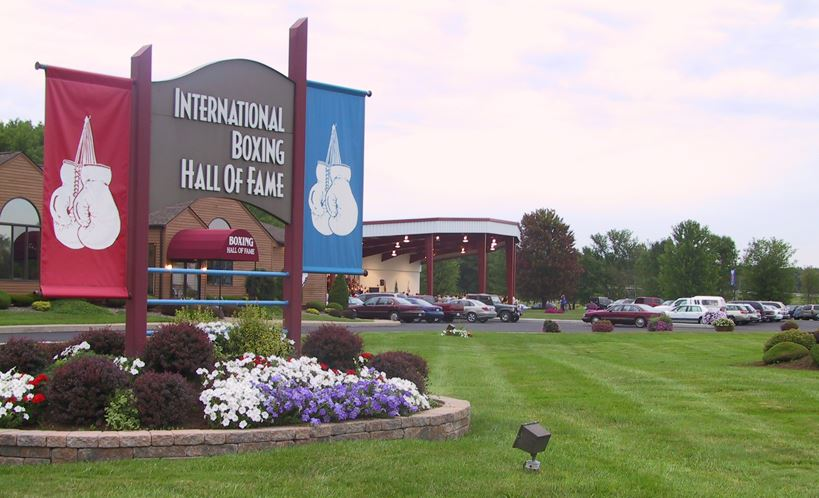 Boxing Hall Of Fame