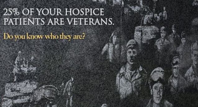 It's Never too Late to Thank a Veteran, Even at the End of Life
