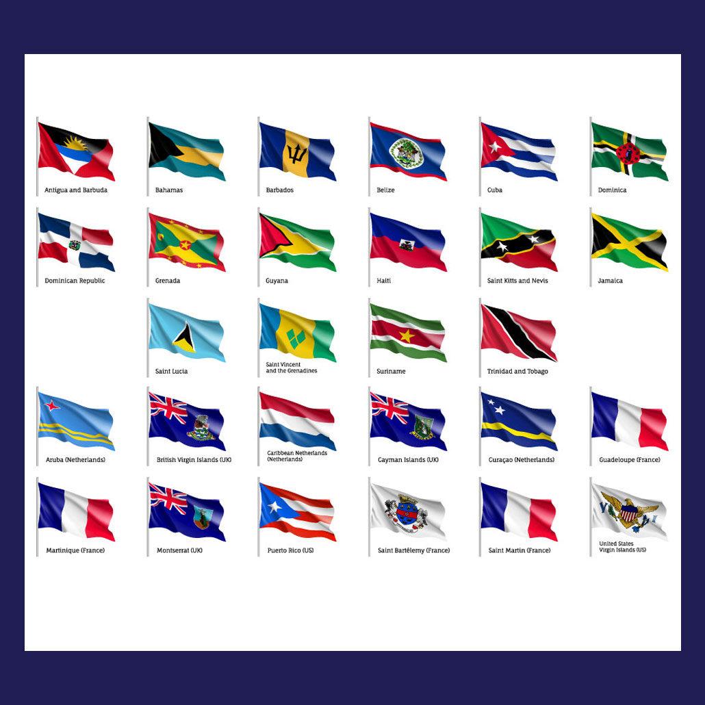 Caribbean-Flag