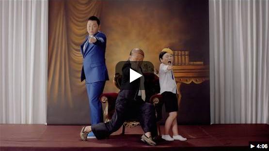 PSY - Daddy Video