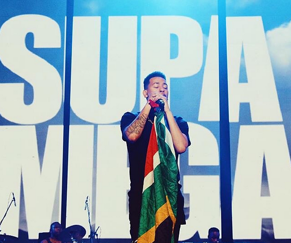 Top 10 South African Songs Of 2015