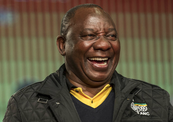 Read Viral Letter To ANC President Elect, Cyril Ramaphosa By White Afrikaans Tannie