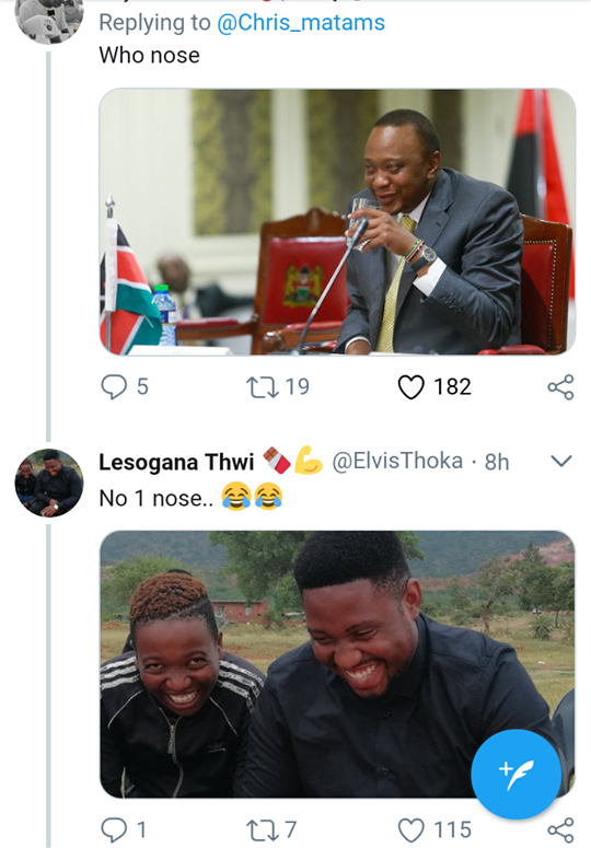 Funniest Black Twitter Reactions To Big Nose Guy Viral Feed
