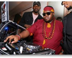 Heavy-K, a.k.a the Drumboss, has signed to Celebrity Services Africa (C.S.A)
