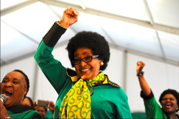 20 Must Read Winnie Madikizela Quotes