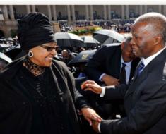 Read The Thabo Mbeki Farewell Message To Winnie Mandela Everyone Ignored