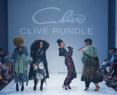 Relebogile Mabotja takes SA Fashion Week runway for a good cause