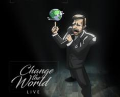 "RJ Benjamin - ""Change The World"""