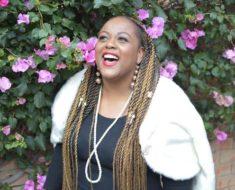 Carol Ofori the official live voice for SAMA 24