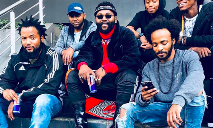 """Sjava Nominated In The BET Awards 2018 Viewers Choice """"Best International Act"""" Category"""