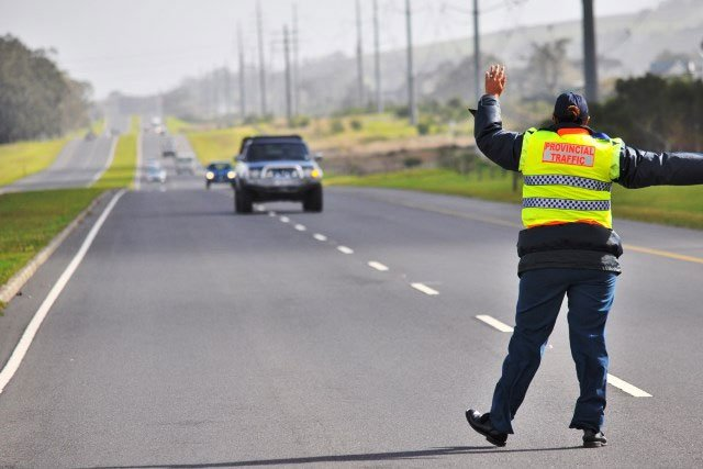 63 traffic fines to the value of R63 600 issued in Mdantsane