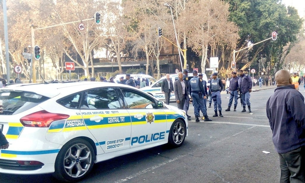 Suspect killed and two arrested following shootout with Police
