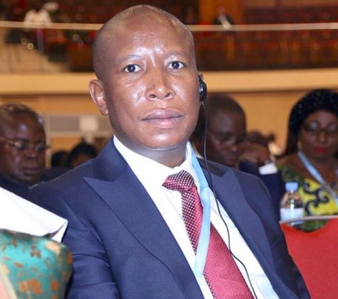 Julius Malema Accuses Karima Brown of sending moles to EFF breakfast meeting