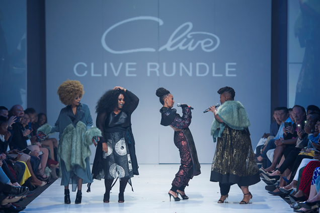 Relebogile Mabotja set to walk SA Fashion Week in Erre for a good cause