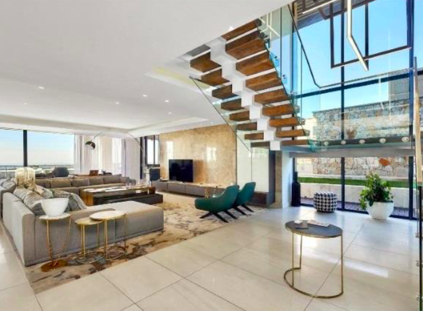 See Johannesburg Most Expensive Apartment Worth 85 Million Rand